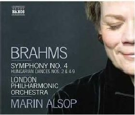 Brahms - Symphony No.4 / Hungarian Dances Nos.2 4-9 (CD)