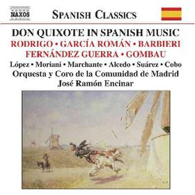 Don Quijote - Musica Espanola - Various Artists (CD)