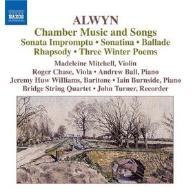 Alwyn:Violin Sonatina and Songs - (Import CD)