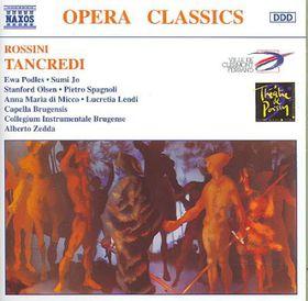 Rossini - Tancredi - Podles,Yo,Olsen,Spagnoli-Zedd (CD)
