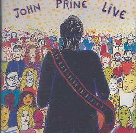 John Prine Live - (Import CD)
