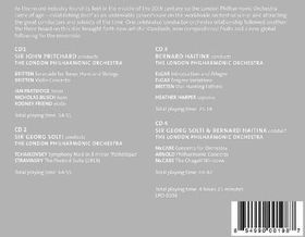 Various: Lpo Box Set Vol 2 - 75th Anniversary Box Set - Vol.2 (CD)