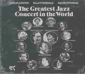 Greatest Jazz Concert in the World - (Import CD)