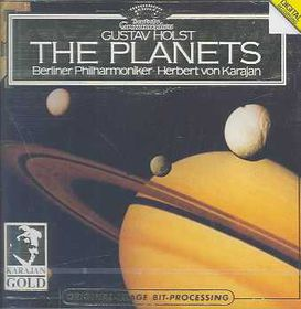 Berlin Philharmonic Orchestra - Planets (CD)