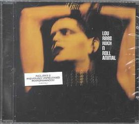 Lou Reed - Rock 'n Roll Animal (CD)