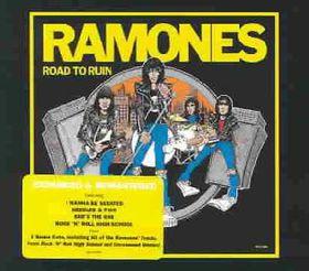 Ramones - Road To Ruin (CD)