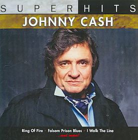 Super Hits:Johnny Cash - (Import CD)