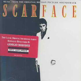 Scarface - Various Artists (CD)