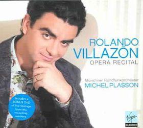 Villazon, Rolando - Opera Recital (CD + DVD)