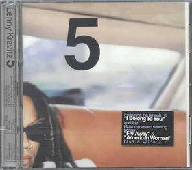 Kravitz Lenny - 5 (CD)