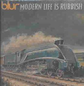Blur - Modern Life Is Rubbish (CD)