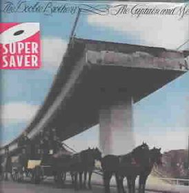 Doobie Brothers - The Captain And Me (CD)