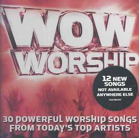 Wow Worship Red - (Import CD)