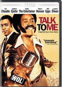 Talk to Me - (Region 1 Import DVD)
