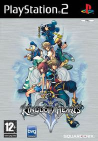 Kingdom Hearts II (PS2 Platinum)
