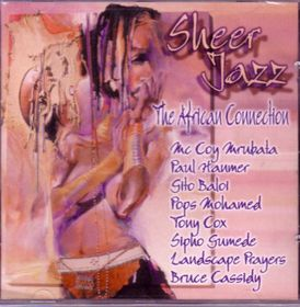 Sheer Jazz The African Connection - Various (CD)
