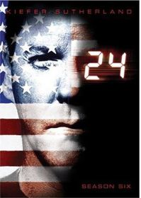 24 Season 6 - (Region 1 Import DVD)