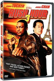 Rush Hour 3 - (Region 1 Import DVD)