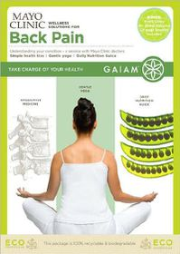 Mayo Clinic Wellness Solutions for Back Pain - (Region 1 Import DVD)