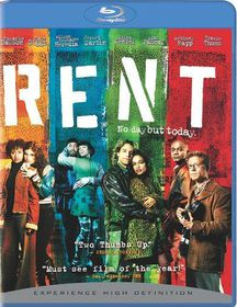Rent - (Region A Import Blu-ray Disc)