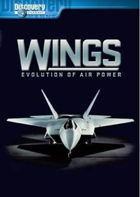 Wings:Evolution of Air Power - (Region 1 Import DVD)