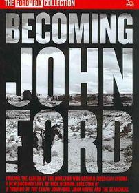 Becoming John Ford - (Region 1 Import DVD)