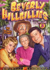 Beverly Hillbillies Vol 3 - (Region 1 Import DVD)