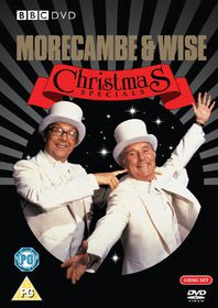 Morecambe & Wise - Complete Christmas Specials - (Import DVD)