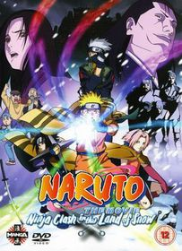 Naruto The Movie: Ninja Clash in the Land of Snow - (Import DVD)