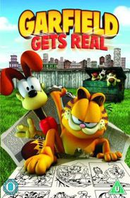 Garfield Gets Real - (Import DVD)