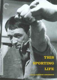 This Sporting Life - (Region 1 Import DVD)