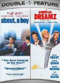 About a Boy/American Dreamz - (Region 1 Import DVD)