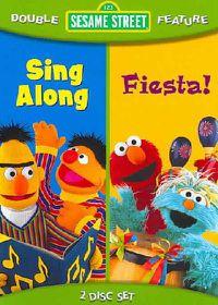 Sesame Street:Fiesta/Sing Along - (Region 1 Import DVD)