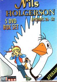 Nils Holgerson Afrikaans Boks Stel 2  (Episodes 26-52)(DVD)