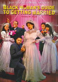 Black Woman's Guide to Getting Married - (Region 1 Import DVD)