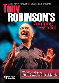 Tony Robinson's Cunning Night out - (Region 1 Import DVD)