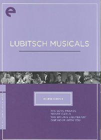 Lubitsch Musicals:Eclipse Series 8 - (Region 1 Import DVD)