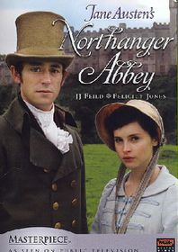 Northanger Abbey - (Region 1 Import DVD)