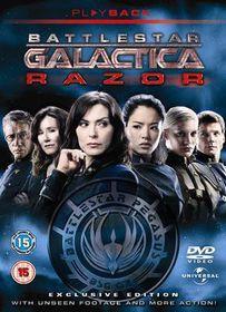 Battlestar Galactica-Razor - (Import DVD)