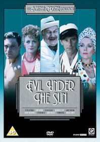 Evil Under The Sun - (Import DVD)