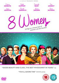 8 Women - (Import DVD)