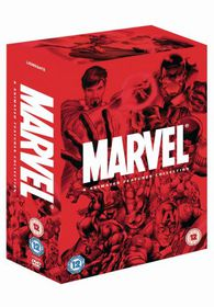 Marvel Box Set - (Import DVD)