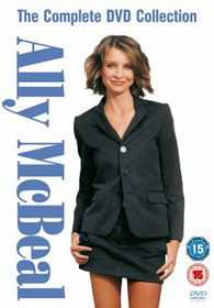 Ally McBeal - Complete Collection - (parallel import)