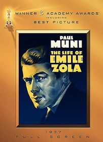 Life of Emile Zola - (Region 1 Import DVD)