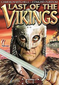 Last of the Vikings - (Region 1 Import DVD)