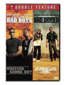 Bad Boy/Bad Boys II - (Region 1 Import DVD)