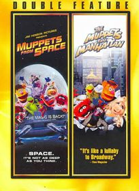 Muppets from/Muppets Take Manhatta - (Region 1 Import DVD)
