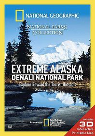 Extreme Alaska:Denali National Park - (Region 1 Import DVD)