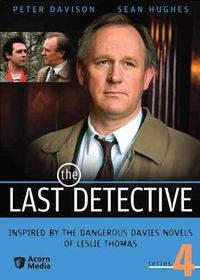 Last Detective Series 4 - (Region 1 Import DVD)