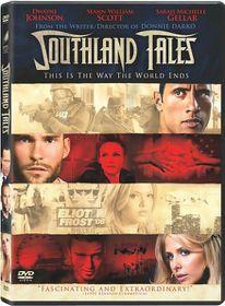 Southland Tales - (Region 1 Import DVD)